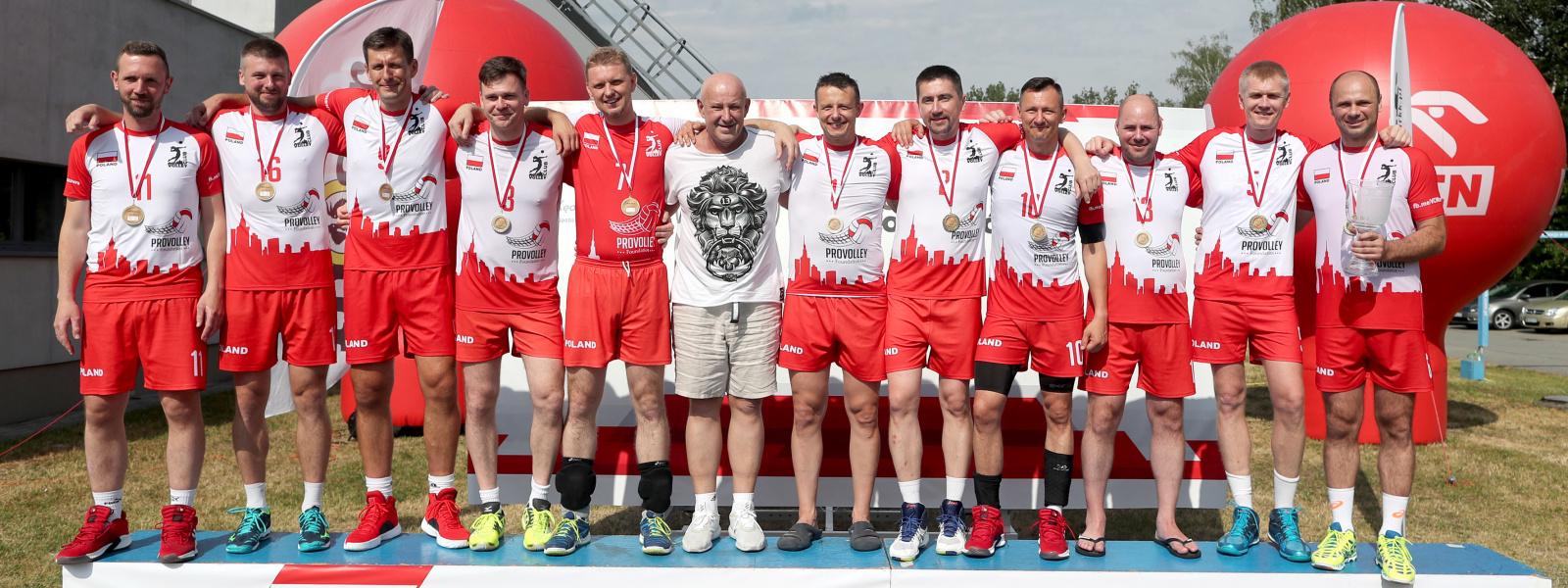 Medalowy dzień ORLEN XXIV Mistrzostw Polski Oldboyów