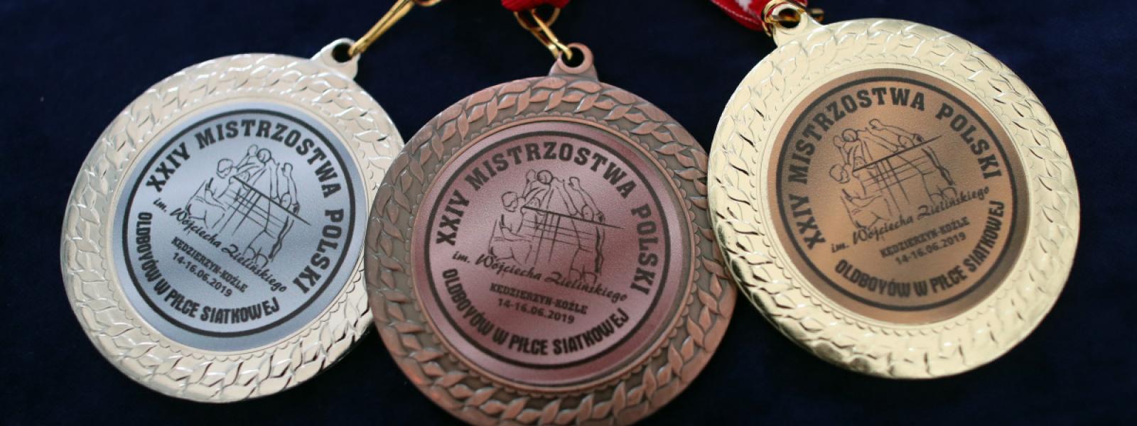 Tak było na ORLEN XXIV Mistrzostwach Polski Oldboyów