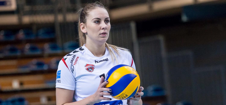 Adela Helić w Enerdze MKS Kalisz