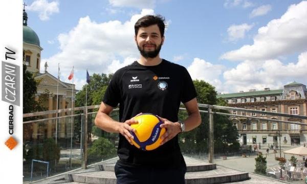 Bartłomiej Grzechnik ponownie w Radomiu