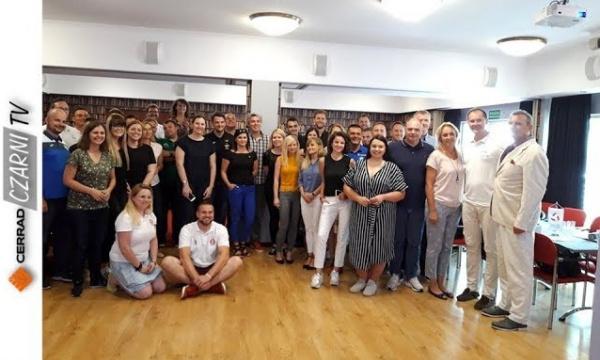 CzarniTV: Spotkanie marketingowe klubów PlusLigi oraz LSK przed sezonem 2019/2020