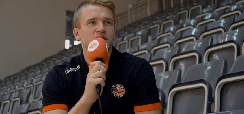 """Dominik Depowski: """"Chcę się ogrywać przy zawodnikach światowego formatu"""""""