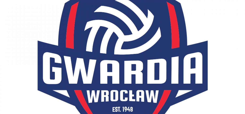 Nowe logo Gwardii Wrocław