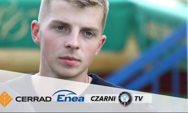 CzarniTV: Bartosz Sławiński: - Stawiam na osobisty rozwój