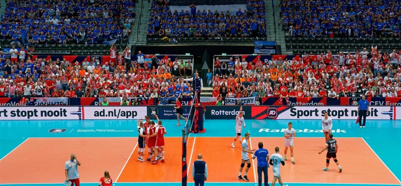 Polacy rozpoczynają Euro Volley od zwycięstwa!