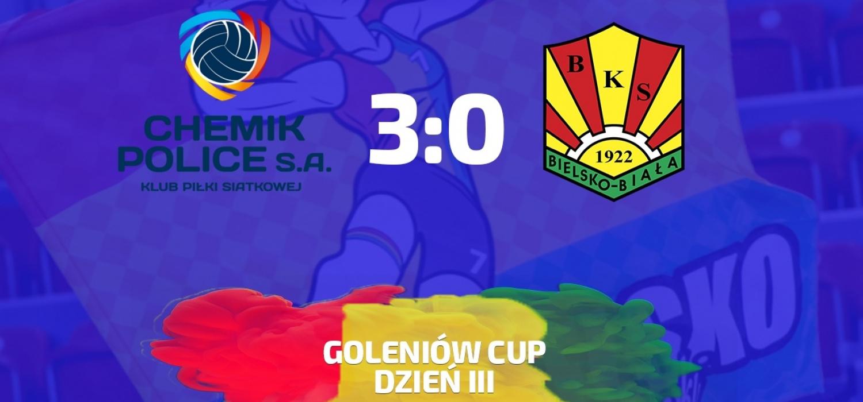 Grupa Azoty Chemik Police wygrała turniej Goleniów Cup