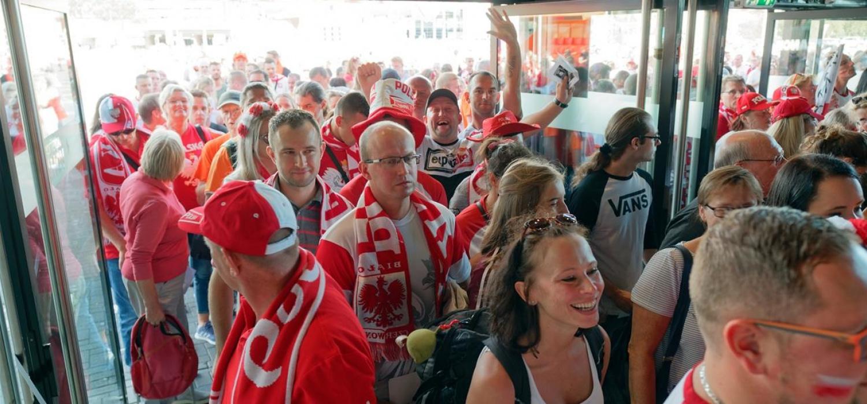 ME mężczyzn: Polska - Czarnogóra 3:0