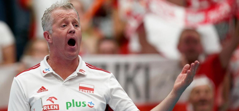 Vital Heynen: celem mojej pracy z polską drużyną było sprawienie, że Polacy będą z niej dumni