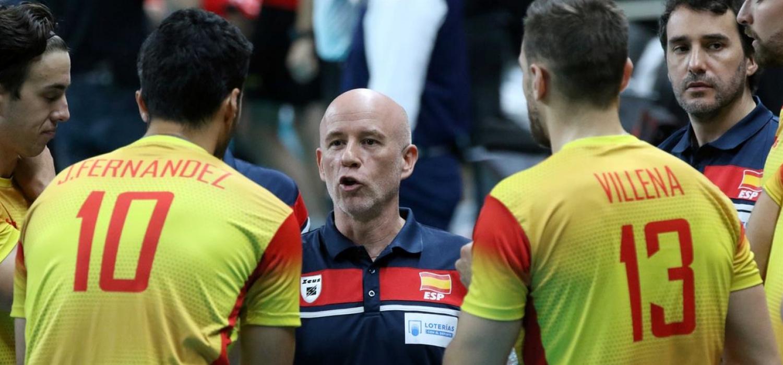 Trener Hiszpanii: wiemy z kim przyjdzie nam się zmierzyć