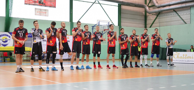 Podsumowanie 2. kolejki KRISPOL 1. Ligi Mężczyzn