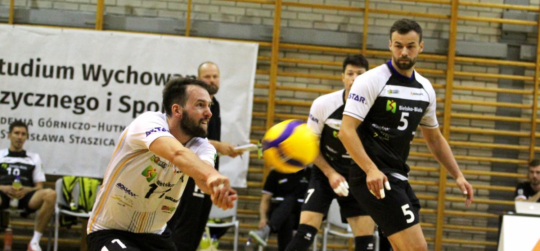 AZS AGH Kraków vs BBTS Bielsko-Biała