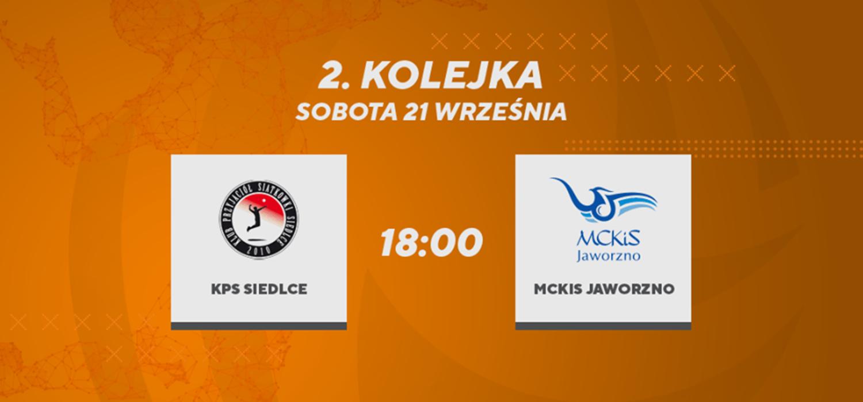 Sobota z KRISPOL 1. Ligą Mężczyzn: KPS Siedlce - MCKiS Jaworzno