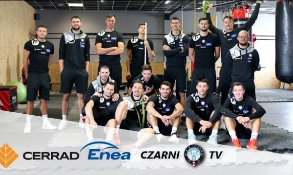 CzarniTV: Cerrad Enea Czarni Radom już w komplecie!