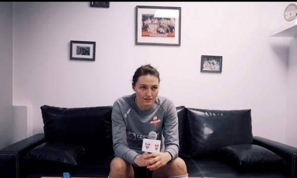 JUŻ W PIĄTEK STARTUJE LSK # Jelena Blagojević, czyli mówi mistrzyni Europy