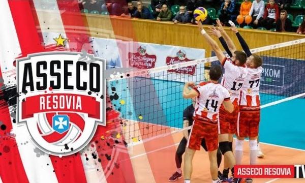 Asseco Resovia na turnieju we Lwowie