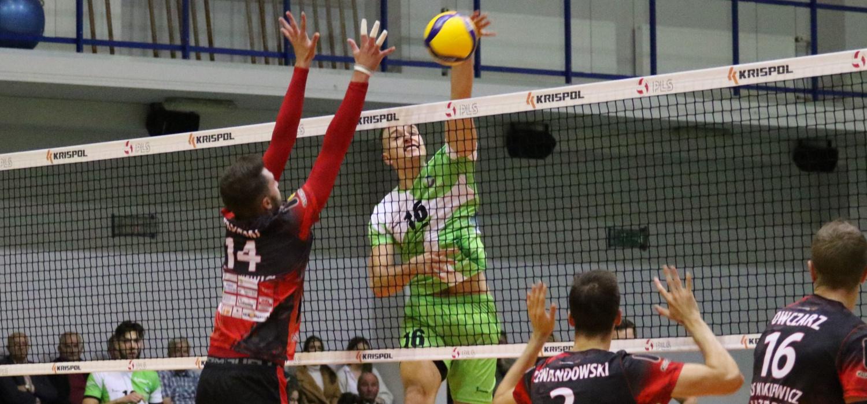 Sobota z KRISPOL 1. Ligą: Mickiewicz Kluczbork - MCKiS Jaworzno 3:0
