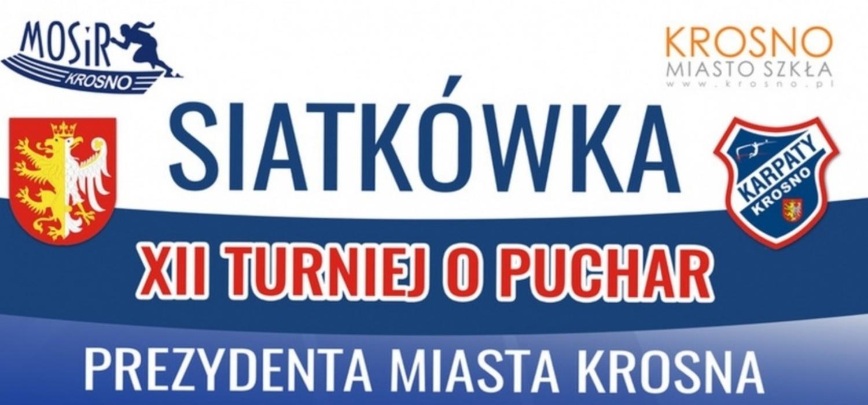 Asseco Resovia Rzeszów z Pucharem Prezydenta Miasta Krosna