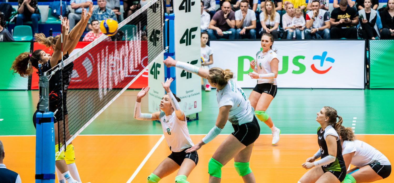 Aleksandra Rasińska: stać nas na lepszą siatkówkę