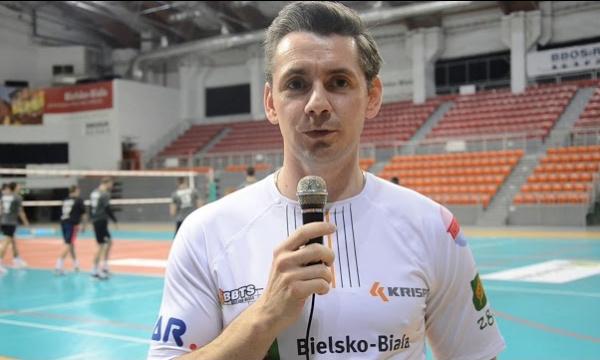 Trener Daniel Wolny po przegranym meczu z Lechią Tomaszów Mazowiecki (1:3)