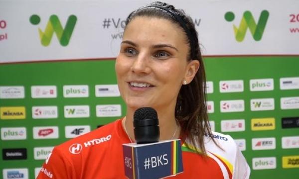 Wywiady po meczu z #VolleyWrocław