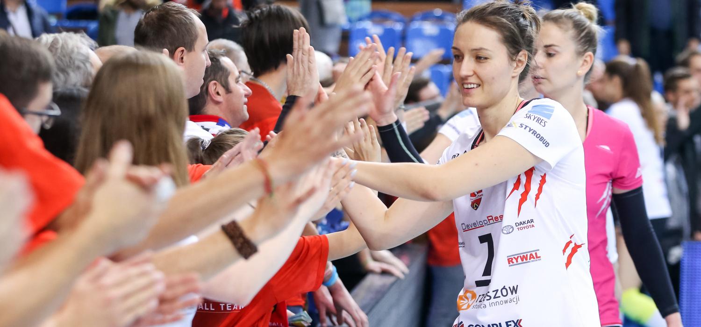 Jelena Blagojević: świetnie czuję się w Rzeszowie