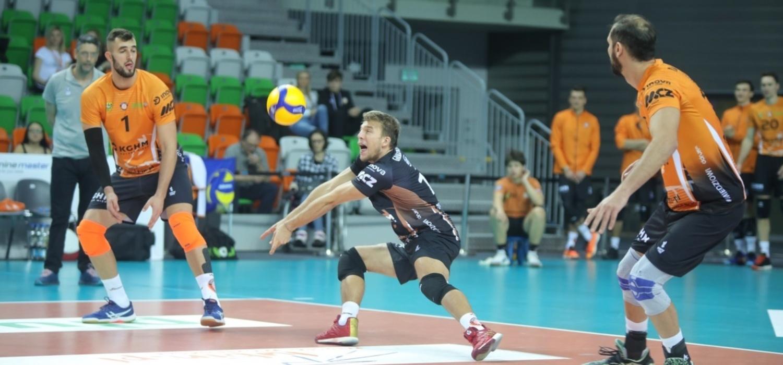 Piątek z PlusLigą: Cuprum Lubin - BKS Visła Bydgoszcz 3:0