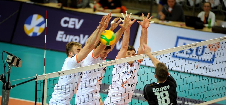 Środa z CEV Ligą Mistrzów: Jastrzębski Węgiel - Halkbank Ankara 3:0