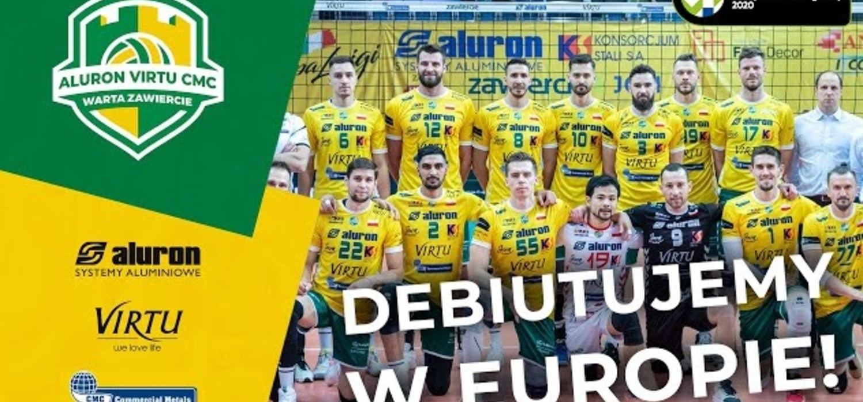 DEBIUTUJEMY W EUROPIE!   Kulisy historycznego spotkania w Challenge Cup