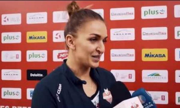 #WYWIAD: po meczu Developres SKYRES Rzeszów vs. E.Leclerc Radomka Radom   3:0   14.12.2019