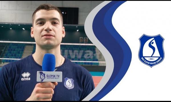 Ślepsk TV - Zaproszenie na mecz z Asseco Resovią Rzeszów