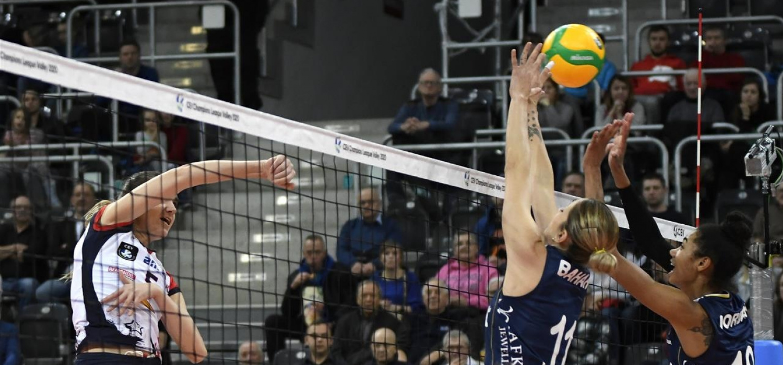 LM: Grot Budowlani Łódź - Fenerbahce Opet Stambuł 0:3