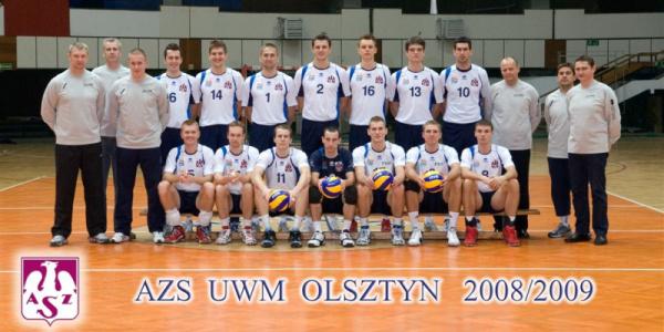 AZS UWM Olsztyn