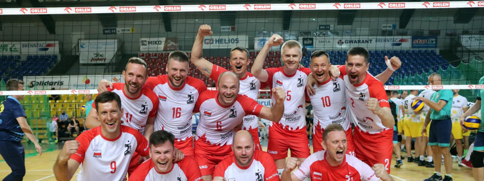XXV Mistrzostwa Polski Oldboyów w Kędzierzynie-Koźlu
