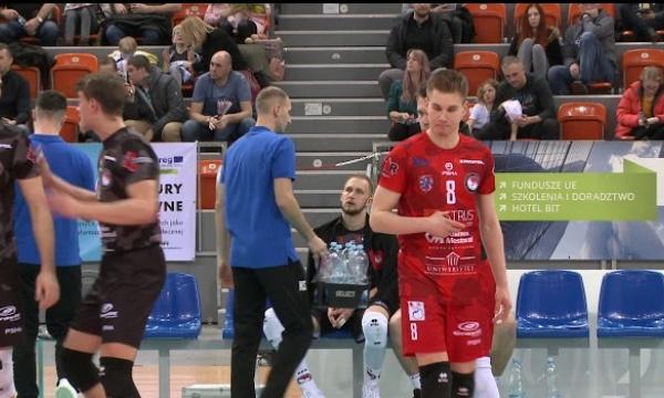 Mateusz Grabda i Sebastian Adamczyk z KPS Siedlce o meczu z BBTS Bielsko-Biała