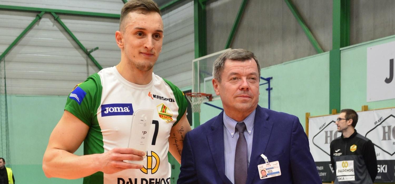 Paweł Stabrawa odchodzi z Lechii