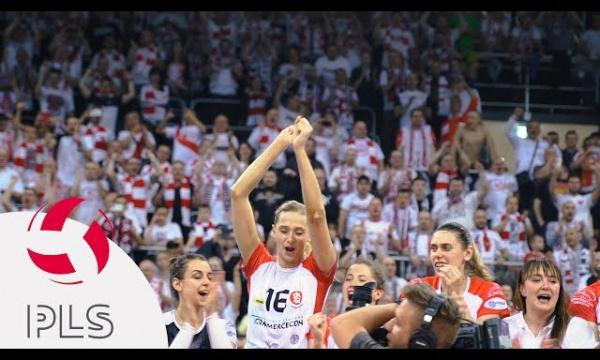 RetroLSK: Efimienko-Młotkowska dziękuje kibicom, podziwia Jovanę i nie wierzy w mistrzostwo