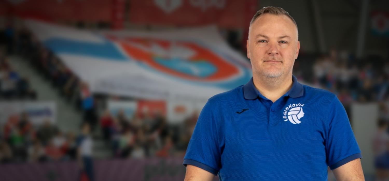 Konrad Ciejka o budowie zespołu: mamy też plan B