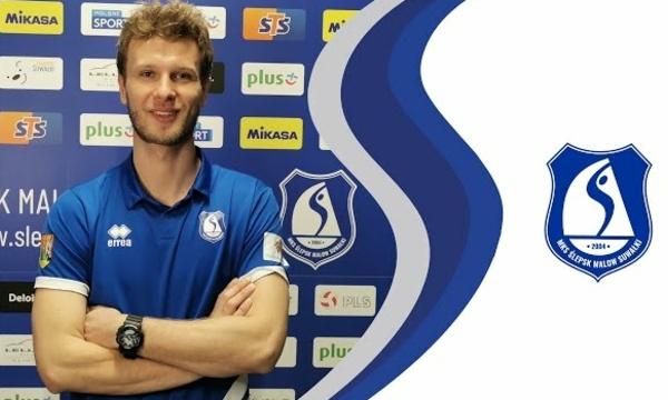 Kacper Gonciarz kolejny sezon zagra w Suwałkach