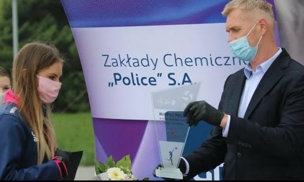 Grupa Azoty Chemik Police w złocie