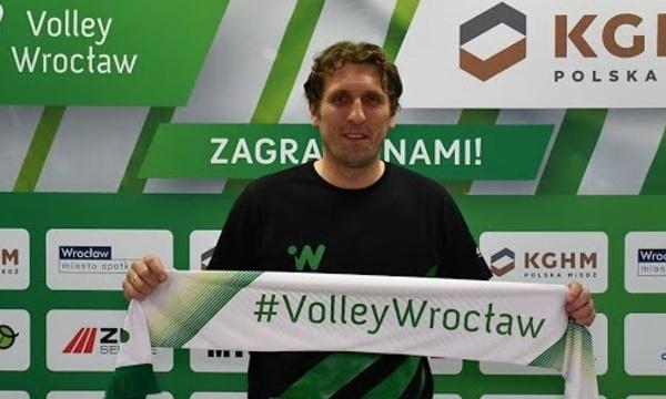 Dawid Murek | #VolleyWrocław zbudował perspektywiczną drużynę