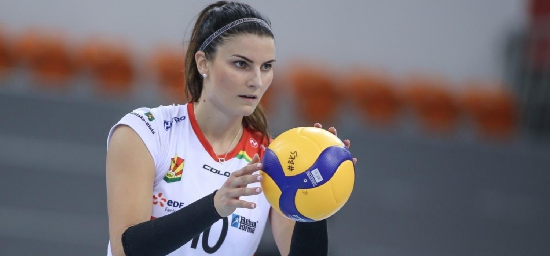 Andrea Kossanyiová pozostaje w BKS Bielsko-Biała