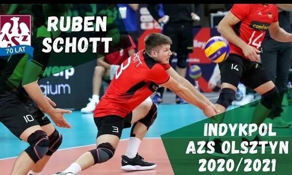 Ruben Schott dołącza do Zielonej Armii!