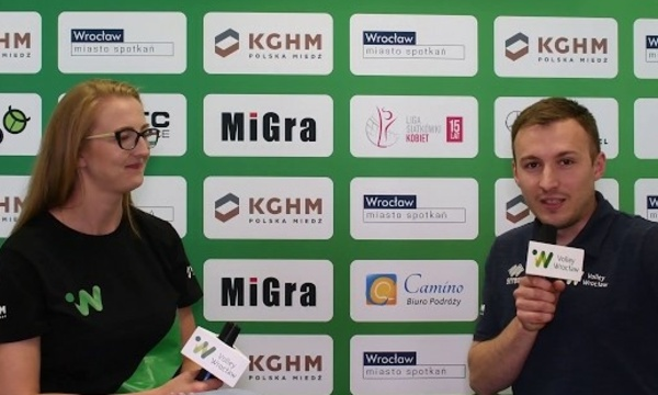 Kamila Witkowska| Chcę być częścią nowej historii #VolleyWrocław