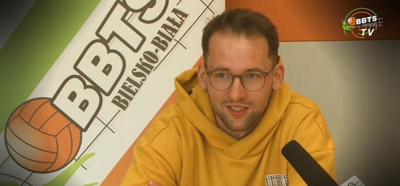 Przed sezonem: Kajetan Marek