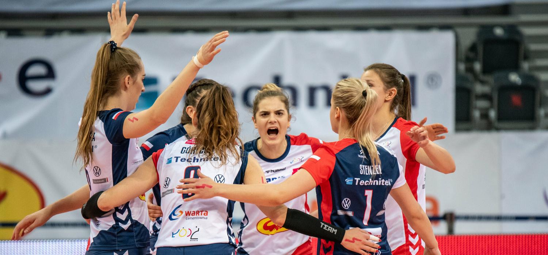 Piątek z TAURON Liga: Grot Budowlani Łódź - Enea PTPS Piła 3:0