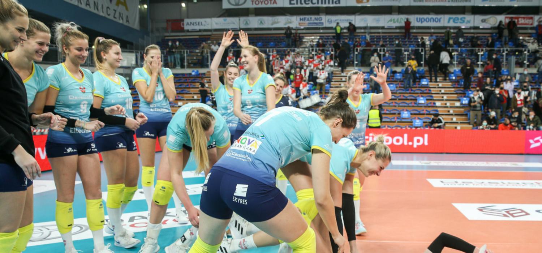 Developres SkyRes Rzeszów wrócił do treningów w hali Podpromie