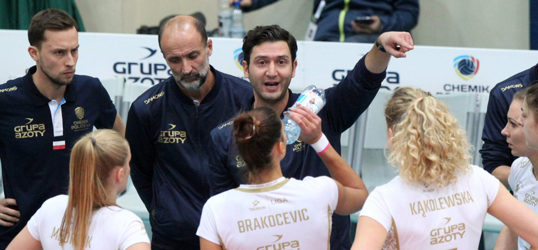 Grupa Azoty Chemik Police zorganizuje turniej Ligi Mistrzyń