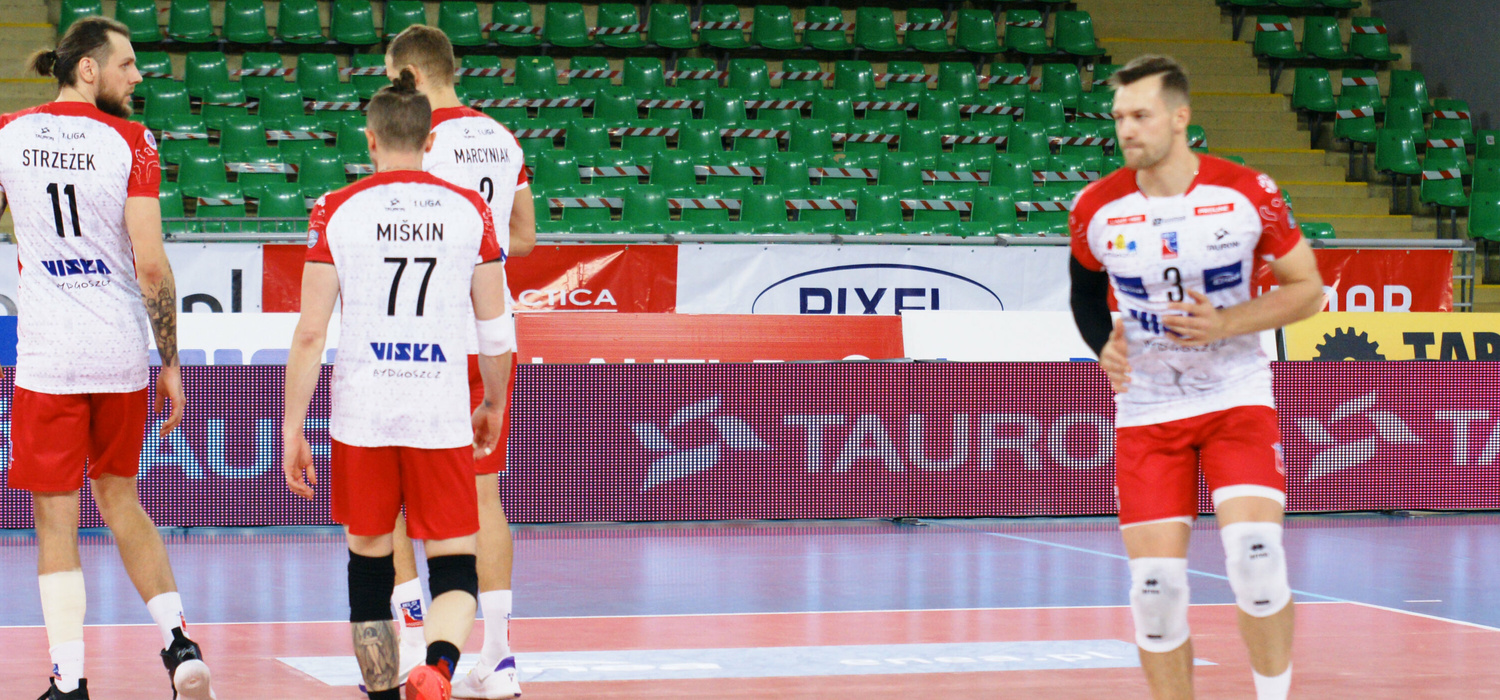 Dzisiaj w Bydgoszczy mecz o wysoką stawkę