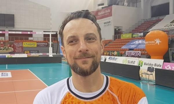 Jarosław Macionczyk po zwycięstwie z LUK Politechniką Lublin 3:0.