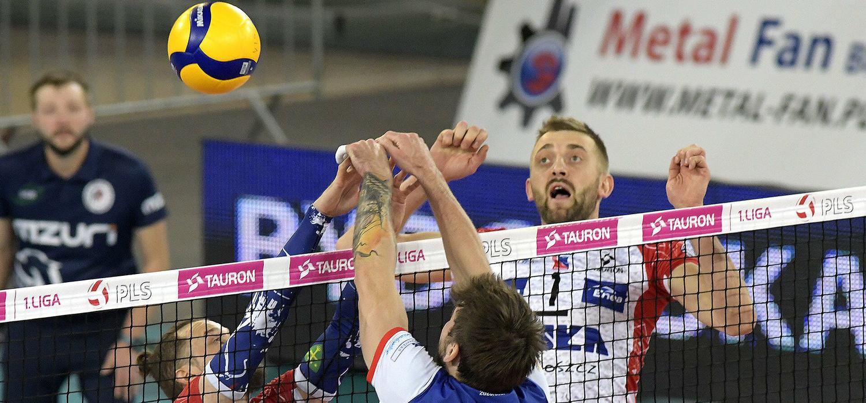Wtorek z TAURON 1. Ligą: BKS Visła Bydgoszcz - eWinner Gwardia Wrocław 3:2